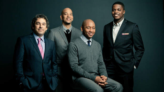 The Branford Marsalis Quartet. (Eric Ryan Anderson)