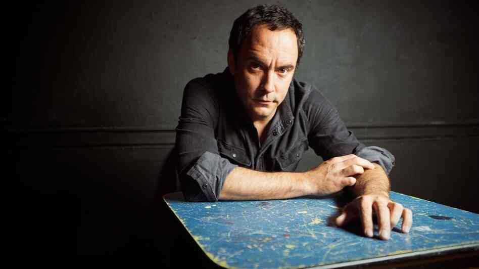 """I can remember saying 'I can't imagine that I'm going to be doing this when I'm 45' — and I'm 45,"" Dave Matthews says."