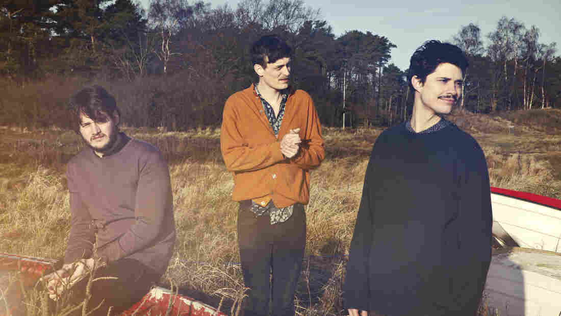 Efterklang's new album, Piramida, comes out Sept. 25.