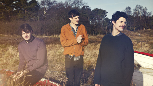 Efterklang's new album, Piramida, comes out Sept. 25.