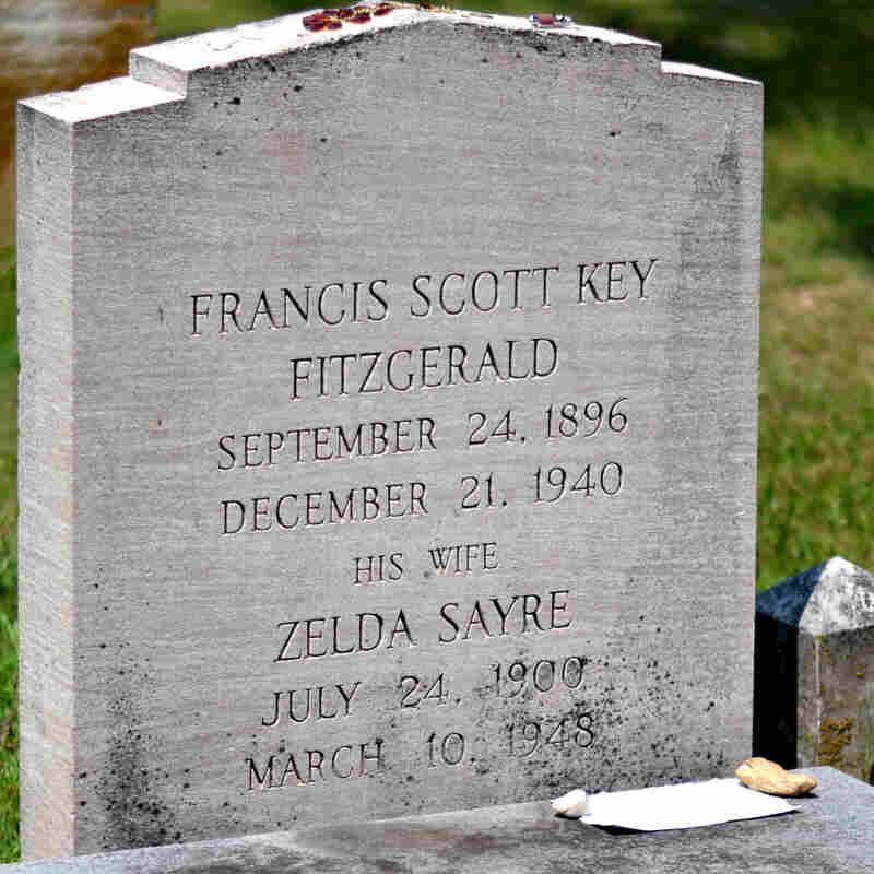 """Of Maryland, F. Scott Fitzgerald once wrote, """"I wouldn't mind a bit if Zelda and I could snuggle up under a stone in some old graveyard here."""""""