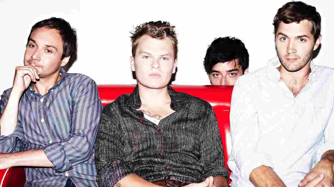 Grizzly Bear's new album, Shields, comes out Sept. 18.