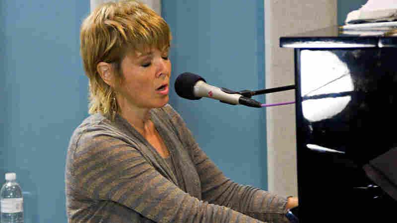 Jazz singer Karrin Allyson on KPLU in Seattle.