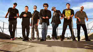 Ozomatli On World Cafe