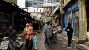 Syrian Refugees Move Into Lebanon's Crowded Camps