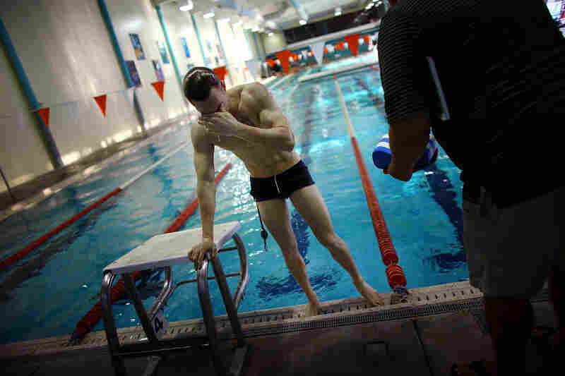 Organizers of the Paralympics say new vets raise the caliber of the competition, while veterans say the games provide inspiration and therapy for young catastrophically injured soldiers.