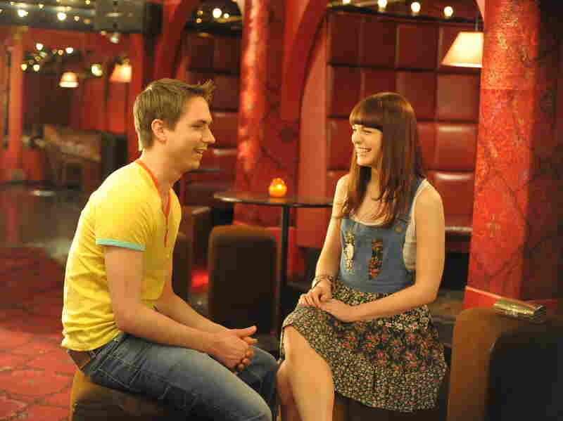 Simon (Joe Thomas), still obsessed with the girl who recently dumped him, shares a connection with Lucy (Tamla Kari).