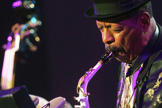 Ornette Coleman, pictured here in 2006, was portrayed in a recently-restored 1986 documentary called Ornette: Made In America.