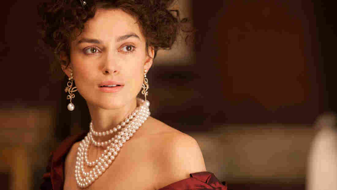 Keira Knightley is Anna Karenina, whose life as a respectable wife and mother is shattered when passion flares between her and the charismatic cavalry officer Count Vronsky.