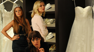 Katie (Isla Fisher), Regan (Kirsten Dunst) and Gena (Lizzy Caplan) can barely keep it together for their friend Becky's bachelorette party.
