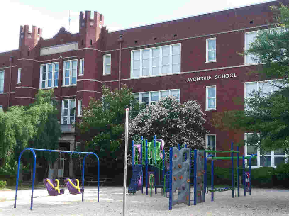 Avondale Elementary School in Birmingham, Ala. In this crucible of the civil rights movement, the city's schools are being reintegrated, as a handful of middle-class parents ignore the school district's poor reputation and enroll their kids in the city's public schools.