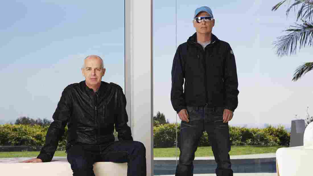 The Pet Shop Boys' new album is called Elysium.