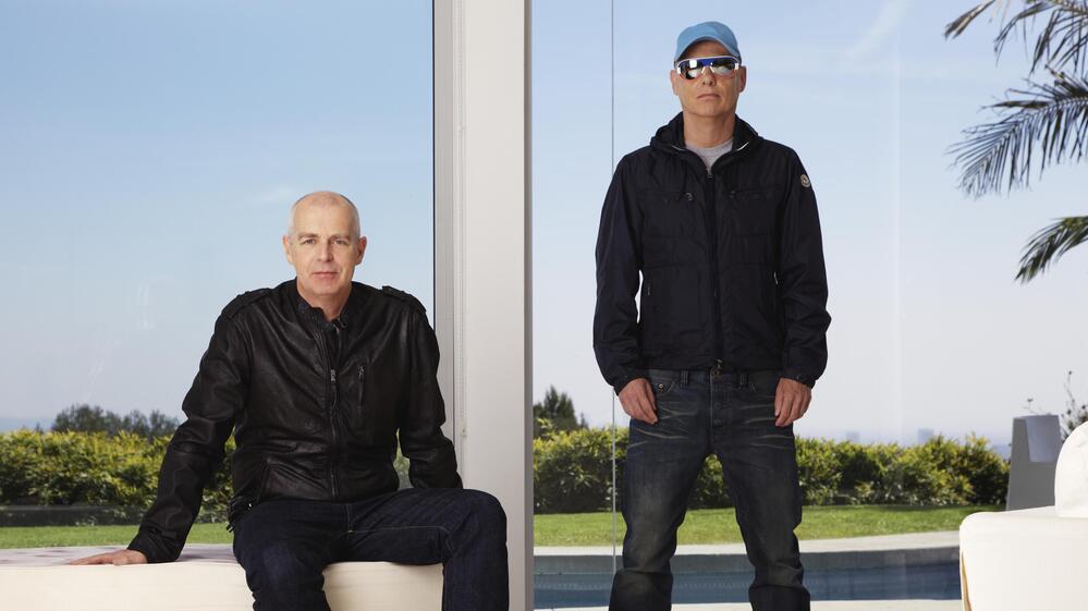 The Pet Shop Boys' new album is called Elysium.