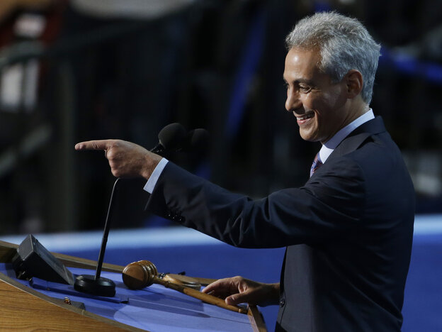 Chicago Mayor R