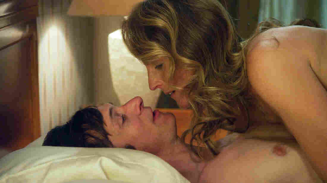 John Hawkes and Helen Hunt star in The Sessions.