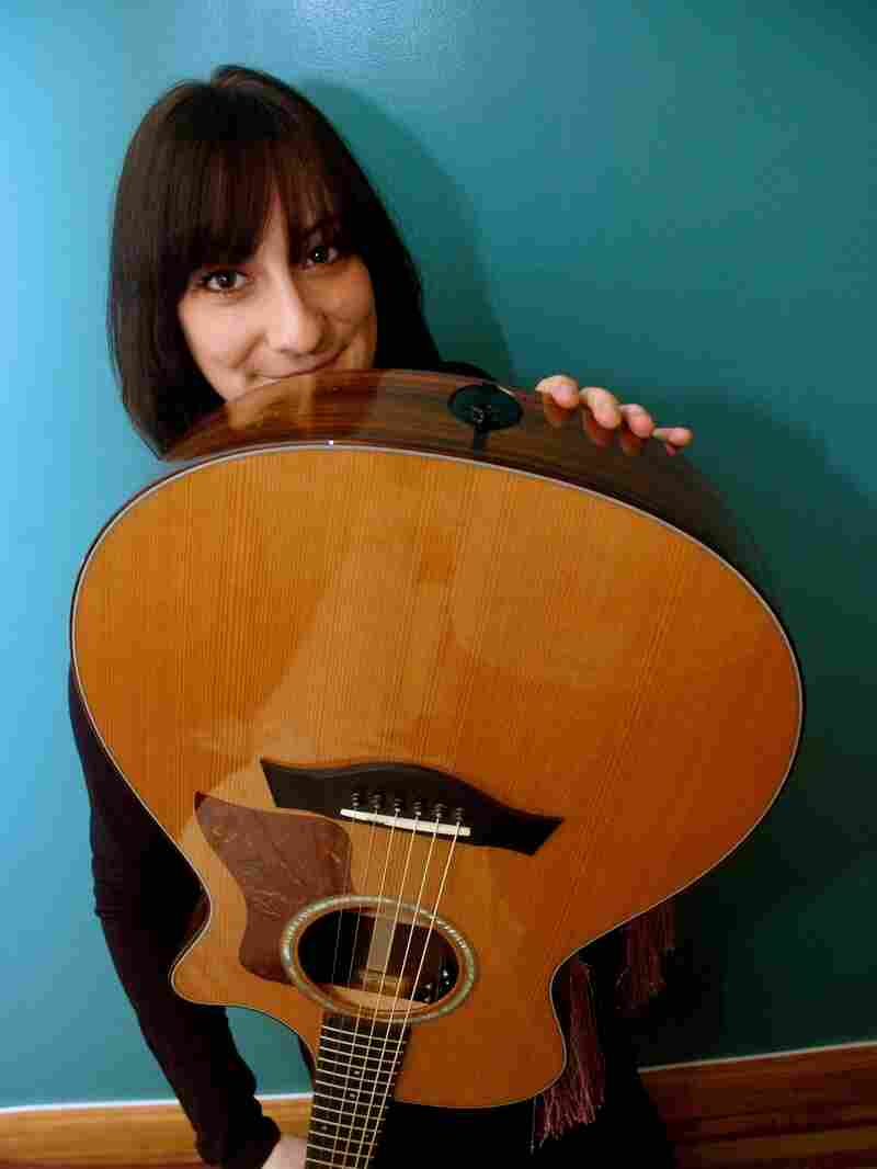 """Singer-songwriter Maryanne Sokol left Houston for New York two years ago, hoping for greater exposure but aware of the increased competition. """"I felt like I was going to be like a little piece of algae in a huge ocean,"""" she says."""