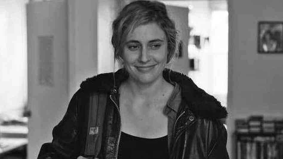 Greta Gerwig plays Frances in Noah Baumbach's new comedy Frances Ha.
