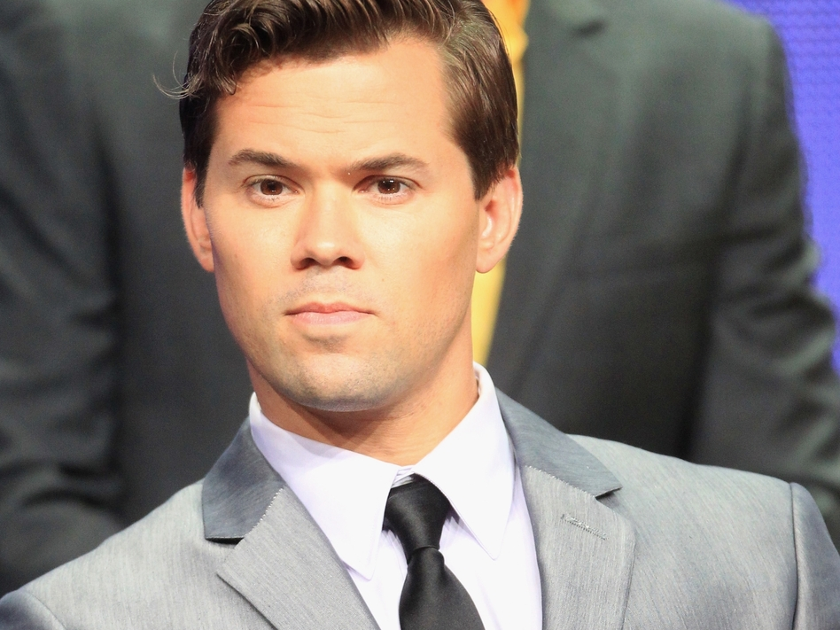 Andrew Rannells plays Bryan Buckley, a successful TV show producer and writer, in the new comedy The New Normal. (Frederick M Brown/Getty Images)