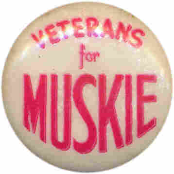Veterans for Muskie