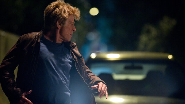 Robert Redford stars in The Company You Keep.