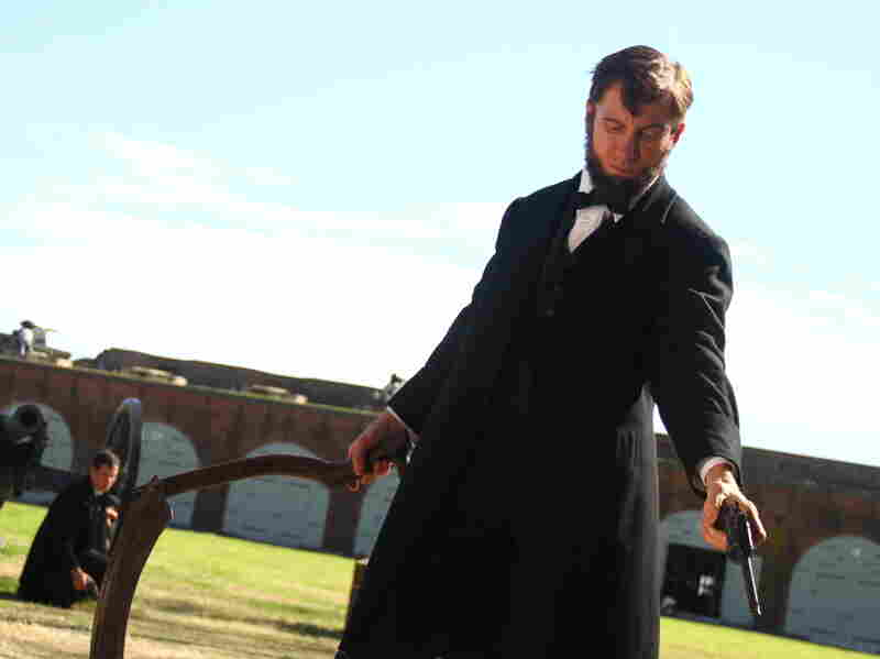 Our 16th president takes on the undead in The Asylum's Abraham Lincoln Vs. Zombies.