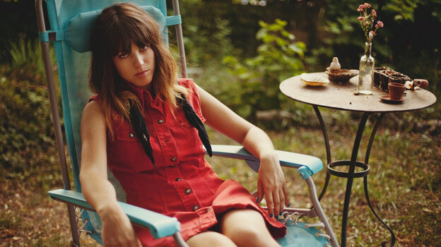 Melody's Echo Chamber's self-titled debut album comes out Sept. 25.