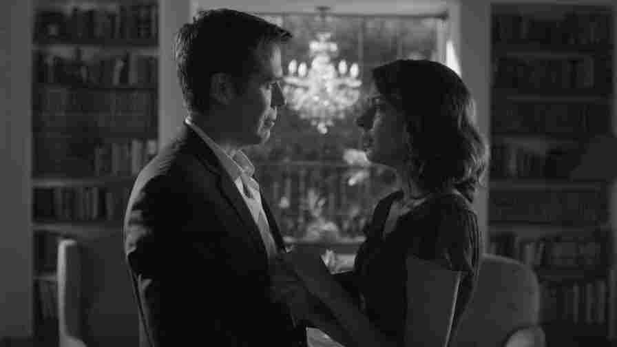 Alexis Denisof and Amy Acker star in Joss Whedon's adaptation of Much Ado About Nothing.