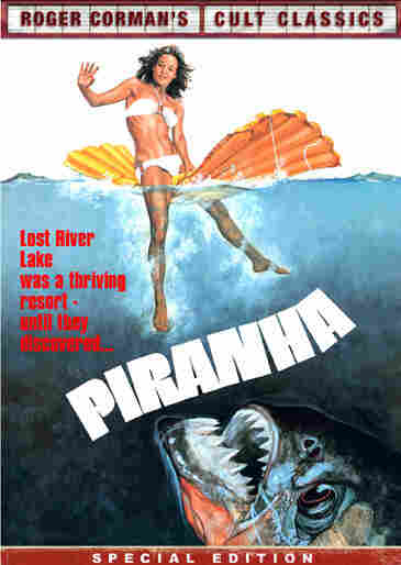 Jaws inspired B-movie king Roger Corman's 1978 knockoff, Piranha.