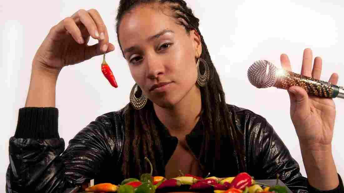 Andrea Echeverri: Enciéndete: 9 Exciting New Latin Rap Songs : Alt.Latino : NPR