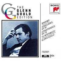 Glenn Gould plays Brahms.