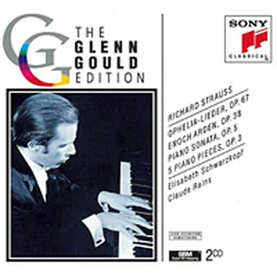 Glenn Gould plays Richard Strauss.