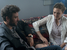 Emotionally stunted Jesse (Josh Radnor) forms a relationship with Zibby (Elizabeth Olsen), a much younger woman, in Liberal Arts.
