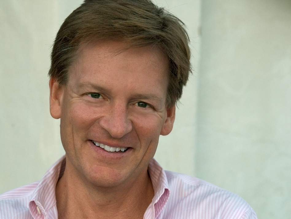 Michael Lewis is a contributing editor to Vanity Fair and the author of Moneyball, The Big Short, Liar's Poker and Boomerang. (Tabitha Soren)