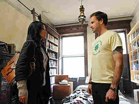 Jonny Lee Miller stars as the latest iteration of Sherlock Holmes, with Lucy Liu as his trusty Dr. Watson, on CBS's Elementary.