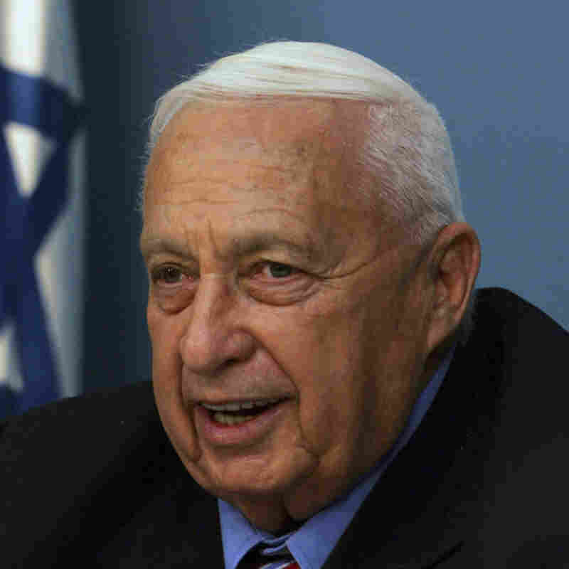 Ariel Sharon, Whose Life And Career Shaped Israeli History, Dies