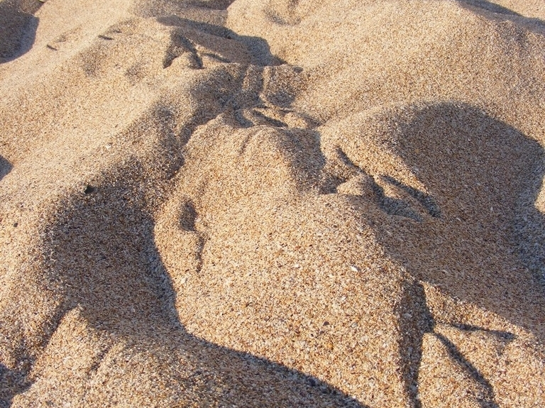 Which Is Greater, The Number Of Sand Grains On Earth Or Stars In The Sky? :  Krulwich Wonders... : NPR