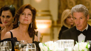Miller and his socialite wife (Susan Sarandon) keep up appearances by keeping active on the charity circuit.