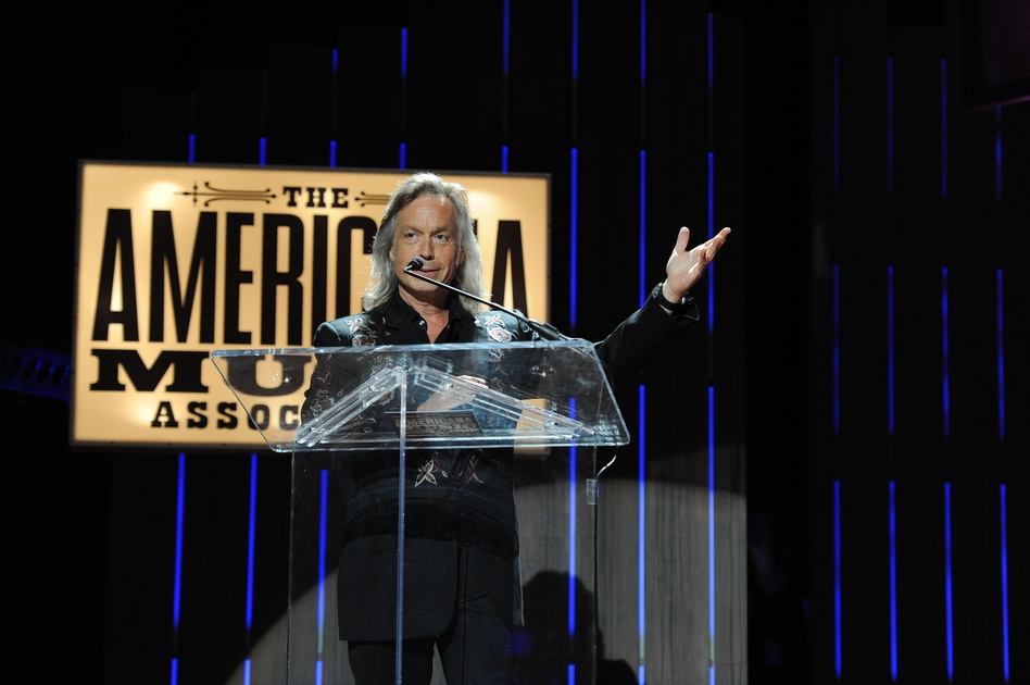 Jim Lauderdale hosts the 2012 Americana Music Association Honors and Awards show. (Courtesy of AMA)