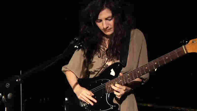 Aleksa Palladino of Exitmusic