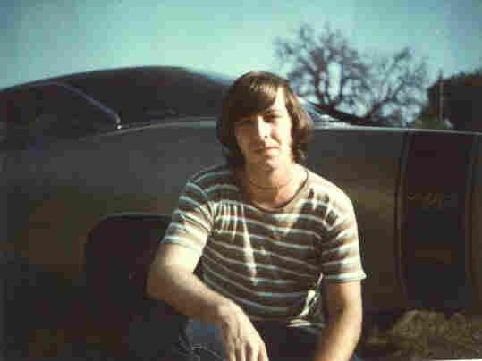 Philip McClinton in 1972, the year he met Susan.