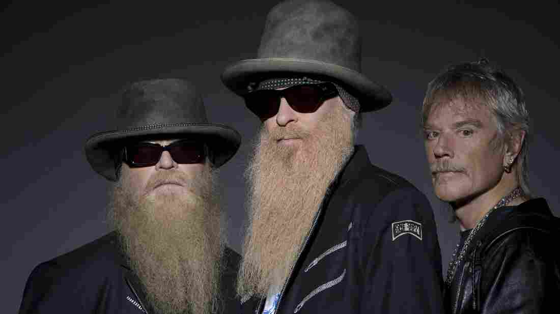 ZZ Top's new album, La Futura, is its first in nine years.