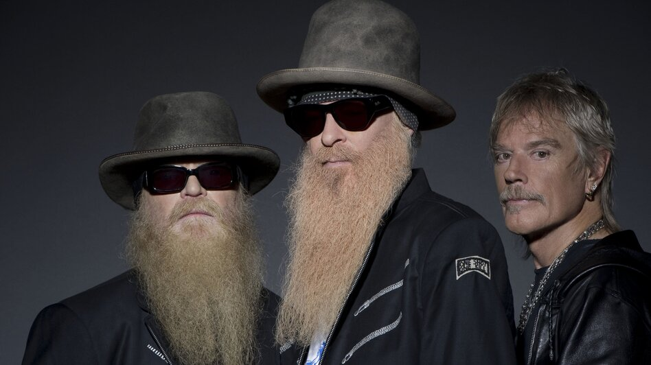 ZZ Top's new album, La Futura, is its first in nine years. (Ross Halfin)