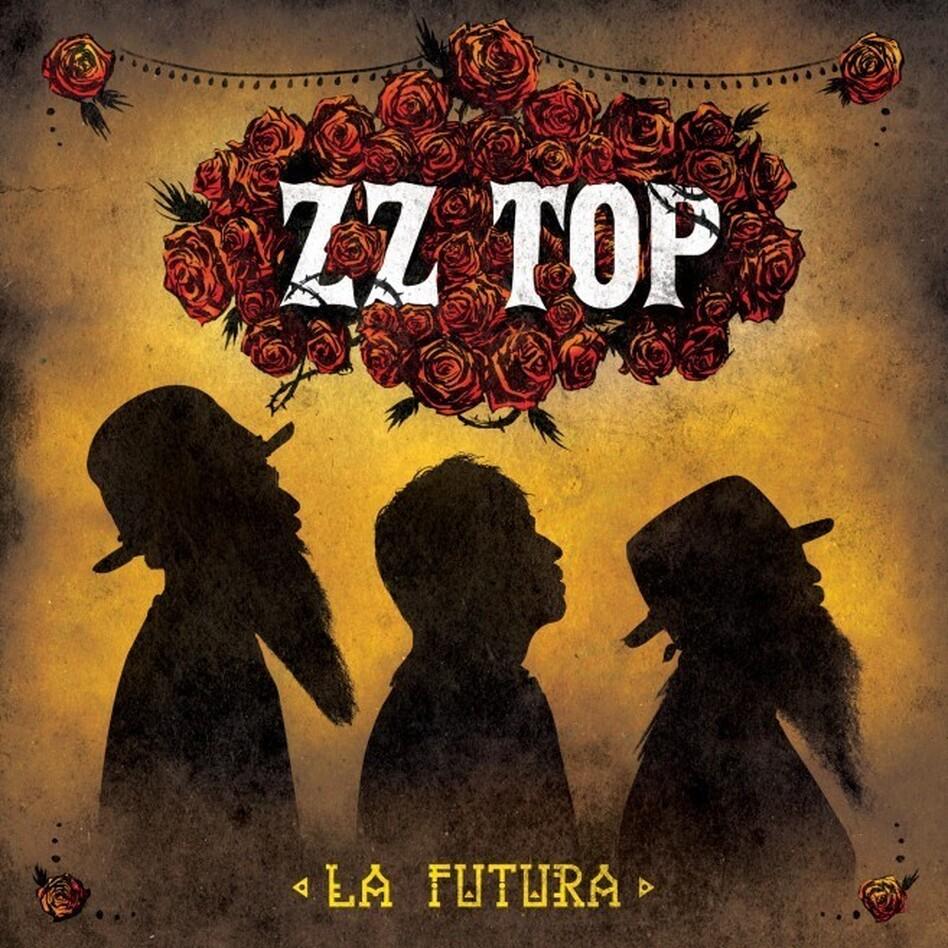 cover for La Futura