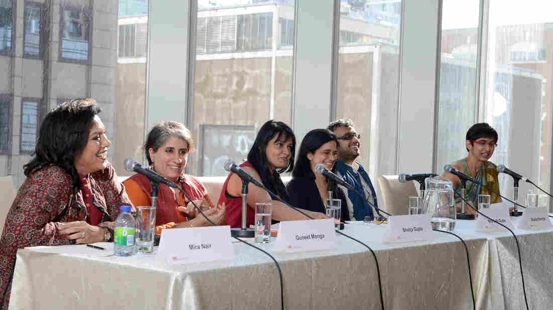 Luminaries including Mira Nair, Guneet Monga, Shailja Gupta, Nina Lath Gupta and Dibakar Banerjee attended TIFF's Asian Film Summit Banquet to discuss the growth of a new, realist South Asian cinema.