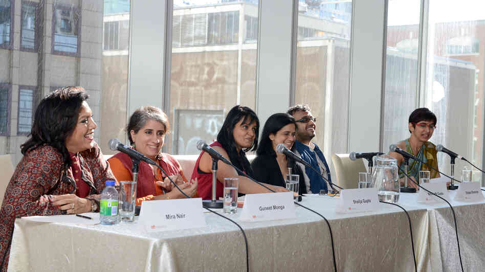 Luminaries including Mira Nair, Guneet Monga, Shailja Gupta, Nina Lath Gupta and Dibakar Banerjee attended TIFF's Asian Film Summit Banquet to
