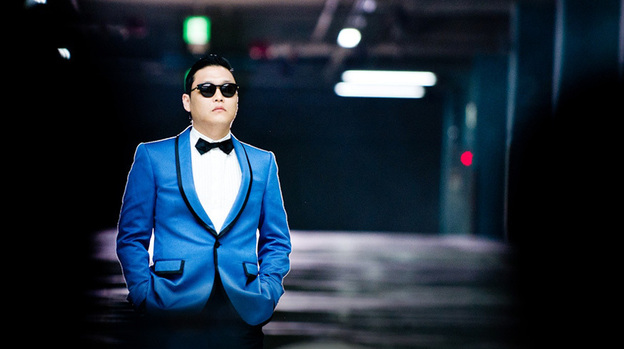 Korean rapper PSY is responsible for the song Gangam Style, whose flashy and humorous video has brought K-pop to new ears. (Courtesy of the artist)
