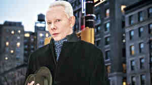 Joe Jackson's new album is The Duke.