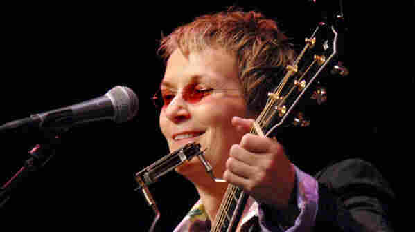 Mary Gauthier performs on Mountain Stage.