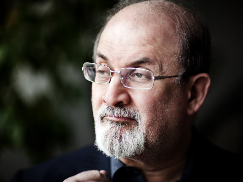 "<a href=""http://www.npr.org/books/authors/138031213/salman-rushdie"">Salman Rushdie's</a> other novels include <em>Midnight's Children</em>, <em>Shame</em> and <em>Luka and the Fire of Life</em>."