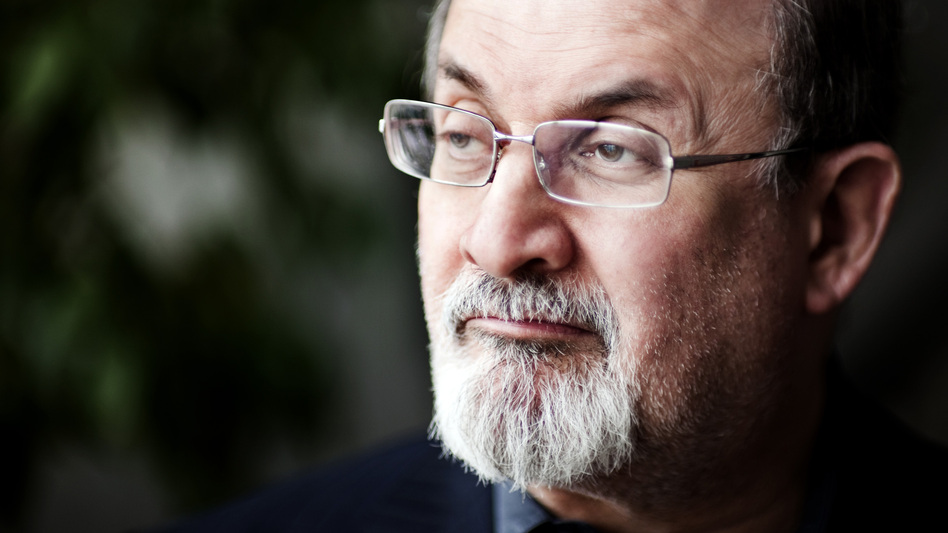 Salman Rushdie's other novels include Midnight's Children, Shame and Luka and the Fire of Life. (Random House)